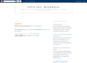 opusdei-miembros.blogspot.com