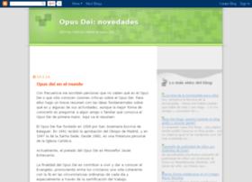 opusdei-novedades.blogspot.com