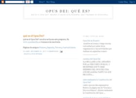 opusdei-quees.blogspot.com