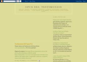 opusdei-testimonios.blogspot.com
