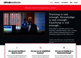 opusmagnum.com