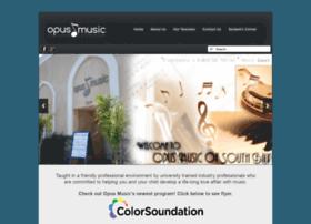 opusmusicofsouthbay.com