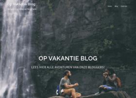 opvakantieblog.nl
