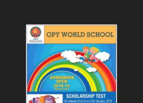 opyworldschool.edu.in