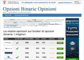 opzionibinarieopinioni.com