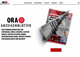 ora-anzeigenblaetter.de