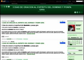 oracionalespiritudel.fullblog.com.ar