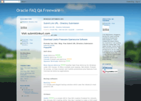 oracle-faq-qa-freeware.blogspot.com