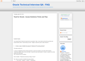 oracle-faq-qa.blogspot.com