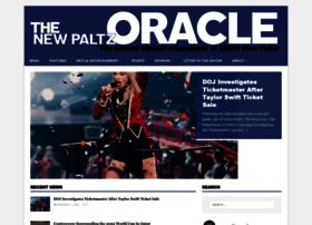 Oracle.newpaltz.edu