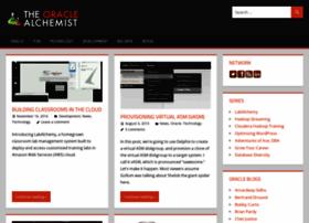 oraclealchemist.com
