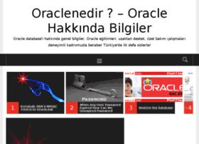 oraclenedir.com