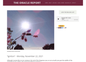 oraclereport.com