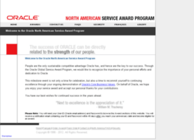 oracleserviceawards.com