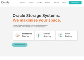 oraclestorage.co.uk