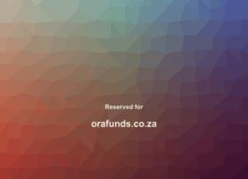 orafunds.co.za