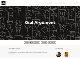 oralargument.org
