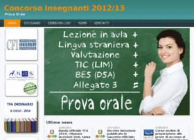 oraleconcorsoinsegnanti.it