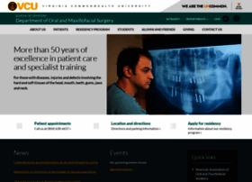 oralmaxillofacialsurgery.vcu.edu
