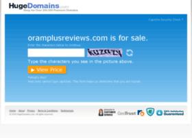 oramplusreviews.com