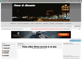 oran.forumactif.pro