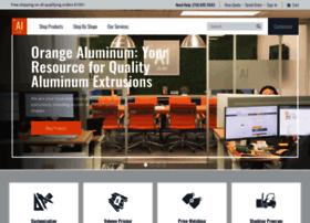 orangealuminum.com
