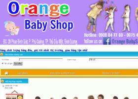 orangebabyshop.com