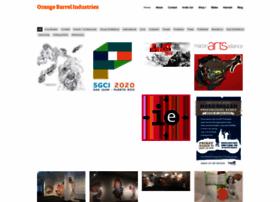 orangebarrelindustries.com