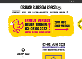 orangeblossomspecial.de