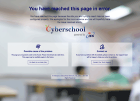orangeburgcounty.cyberschool.com