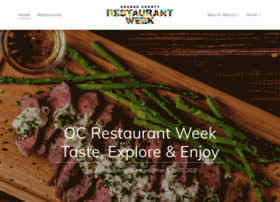 orangecountyrestaurantweek.com