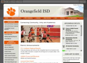 orangefield.cyberschool.com