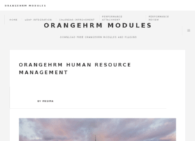orangehrm-modules.medma.net