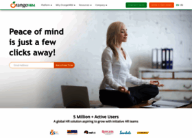 orangehrm.com