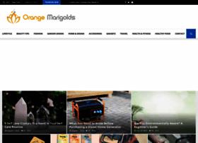 orangemarigolds.com