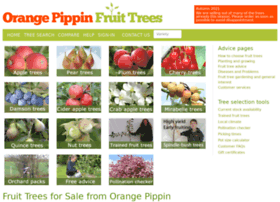 orangepippintrees.co.uk