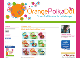 orangepolkadot.com