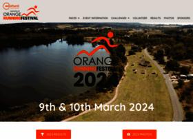 orangerunningfestival.com.au