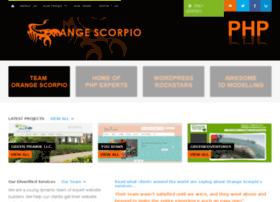orangescorpio.com