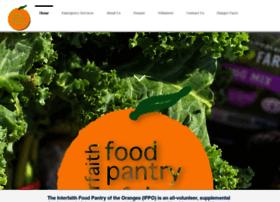 orangesfoodpantry.org