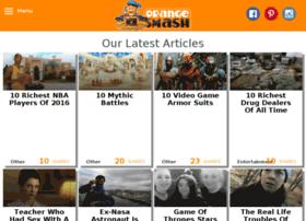 orangesmash.com