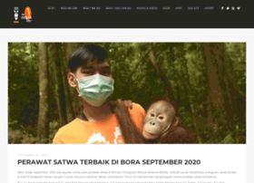 orangutanprotection.com