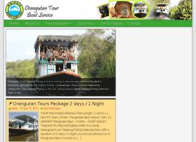 orangutanstour.com