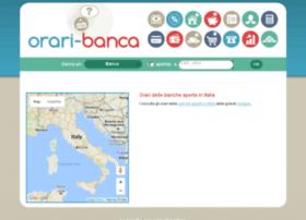 orari-banca.it