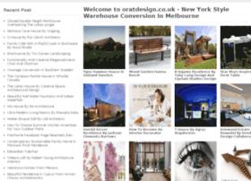 oratdesign.co.uk