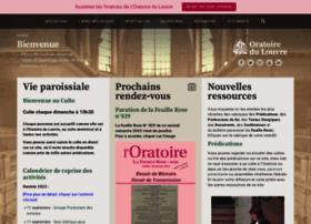 oratoiredulouvre.fr