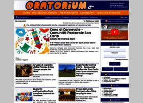 oratorium.it