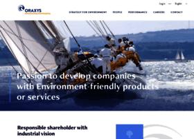 oraxys.com
