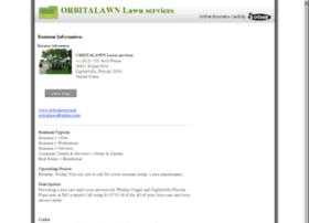 orbitalawn.com