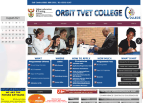 orbitcollege.co.za